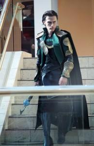 Loki Marvel Costume