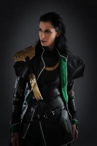 Loki Womens Costume
