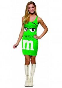 M&M Costume Ideas