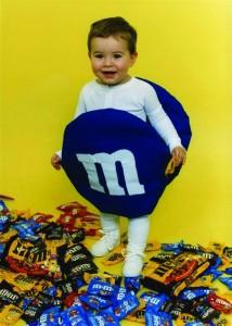 M&M Costume Toddler