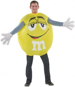 M&M Costume for Adults