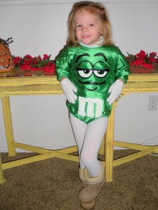 M&M Costumes for Kids