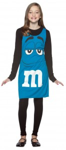 M&M Costumes for Tweens