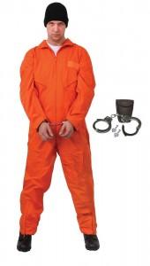 Male Prisoner Costume