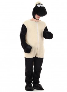 Male Sheep Costume