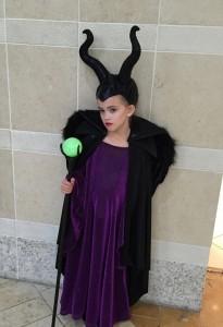 Maleficent Child Costume