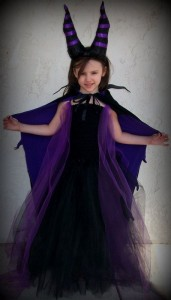 Maleficent Costumes for Child