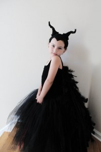 Maleficent Costumes for Girls