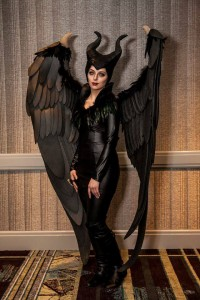 Maleficent Costumes with Wings