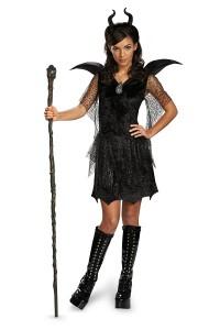 Maleficent Kids Costume