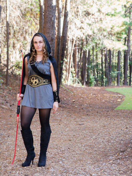 Medieval Huntress Costume  sc 1 st  Parties Costume & Huntress Costumes | Parties Costume