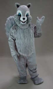 Mens Squirrel Costume