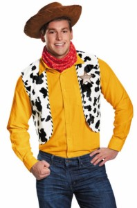 Mens Woody Costume
