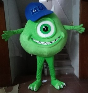 Mike Wazowski Costume Adults