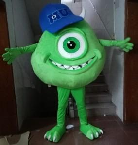 Mike Wazowski Costume Adults