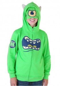 Mike Wazowski Costume for Adults