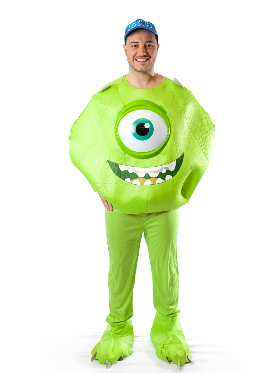 Mike Wazowski Costumes  sc 1 st  Parties Costume & Mike Wazowski Costumes (for Men Women Kids) | Parties Costume