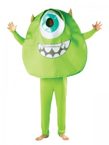 Mike Wazowski Halloween Costume