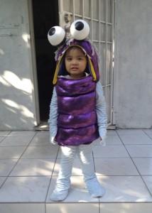 Monster Inc Boo Costume