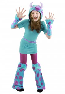 Monsters Inc Sully Costume