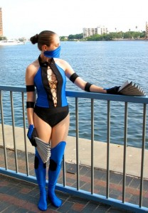 Mortal Kombat Kitana Costumes