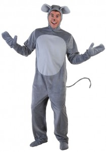 Mouse Costume Adults