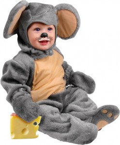 Mouse Costume for Baby