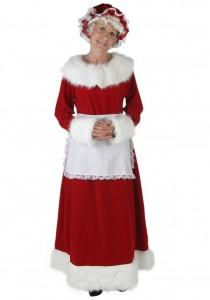 Mrs Claus Costume Ideas