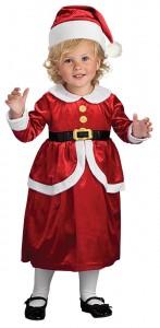 Mrs Claus Costumes Kids