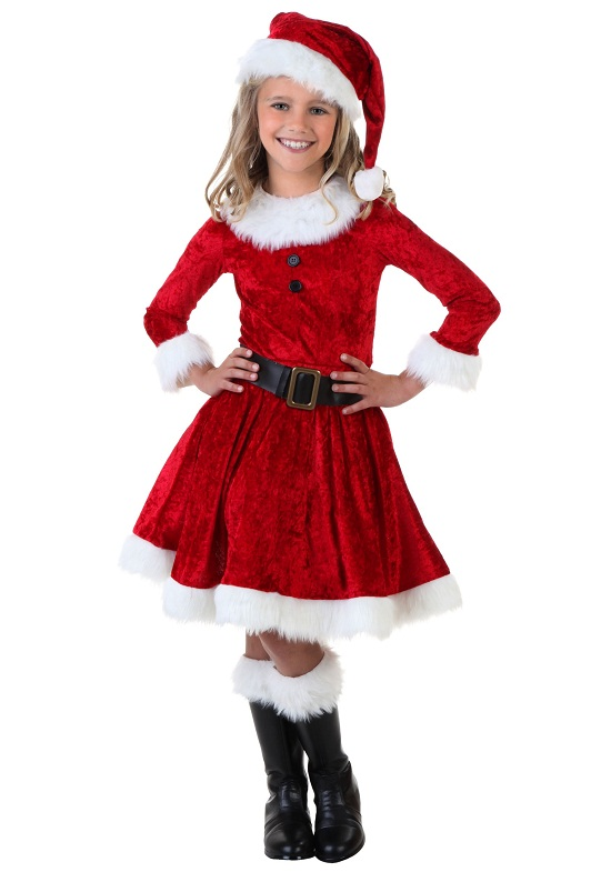 Mrs claus costumes parties costume