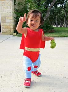 Nacho Libre Baby Costume