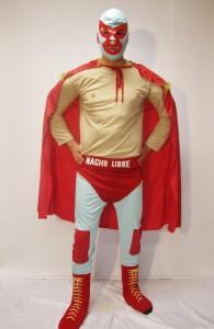 Nacho Libre Costume
