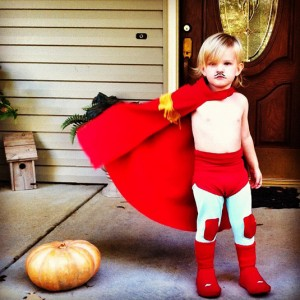 Nacho Libre Costume Toddler