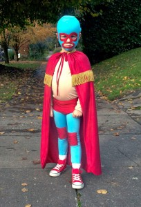 Nacho Libre Costume for Kids