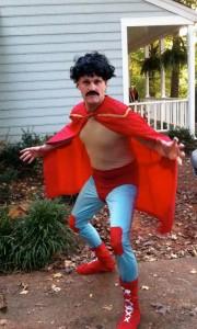 Nacho Libre Halloween Costumes