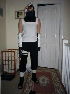 Naruto Anbu Costume