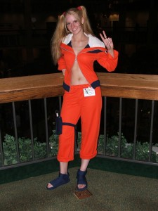 Naruto Character Costumes