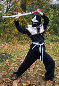 Ninjago Cole Costume