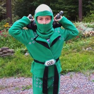 Ninjago Costume Image