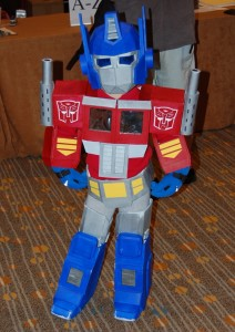Optimus Prime Child Costume