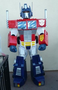 Optimus Prime Costumes