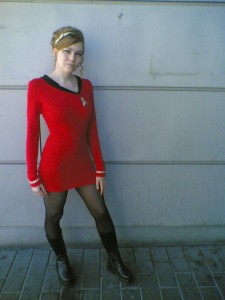 Original Star Trek Costumes
