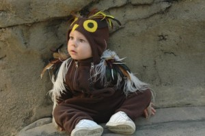 Owl Costume Child
