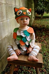 Owl Costume Toddler