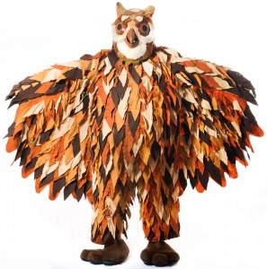 Owl Costume for Adults