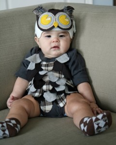 Owl Costume for Baby
