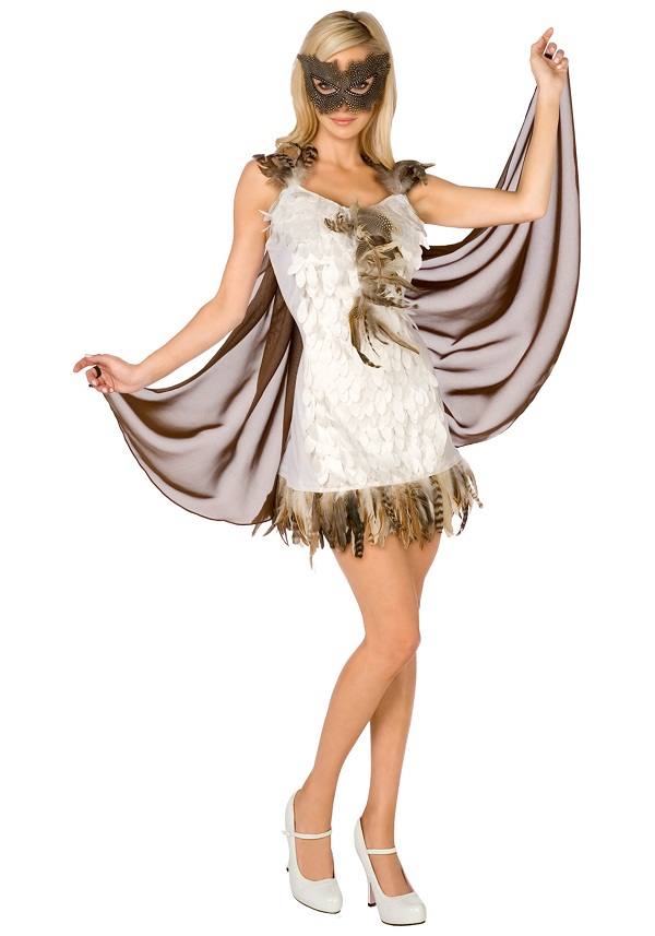 Owl Costumes Men Women Kids Parties Costume
