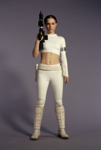Padme Battle Costume