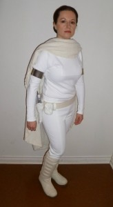 Padme Costume White