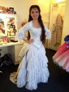 Phantom of the Opera Christine Costume